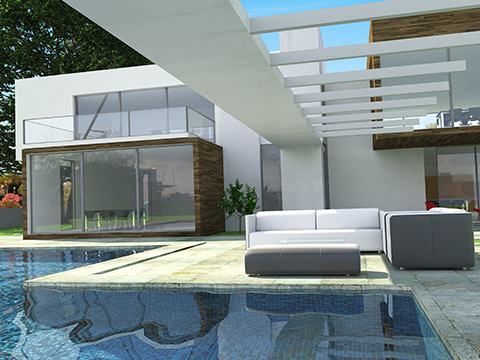 Okres budowy domu jest nie tylko ekscentryczny ale również wyjątkowo skomplikowany.